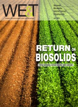 Description: Biosolids system improvements pay for themselves