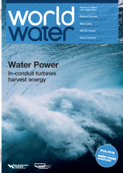 Description: Water conservation drives industrial reuse worldwide